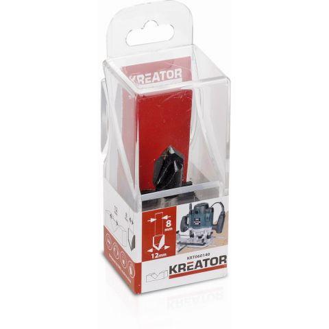 KRT060140 - Fréza na drážky do lišty D12 mm KREATOR