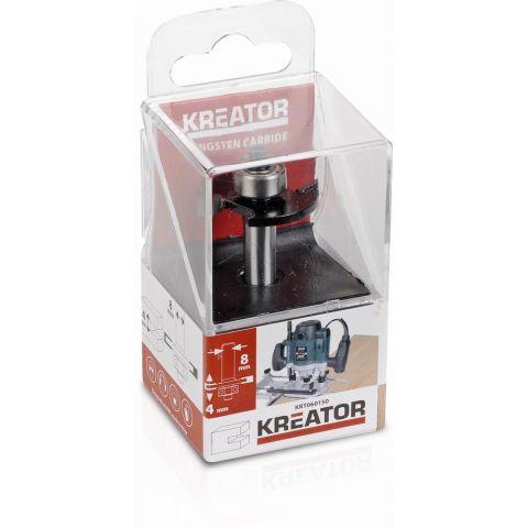 KRT060150 - Fréza na ploché drážky D4 mm KREATOR