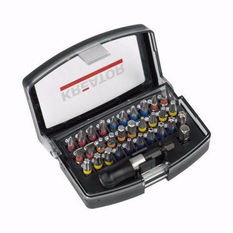 KRT064601 - Sada bitů 32 ks SL/PH/PZ/TX/HEX/TTX  KREATOR