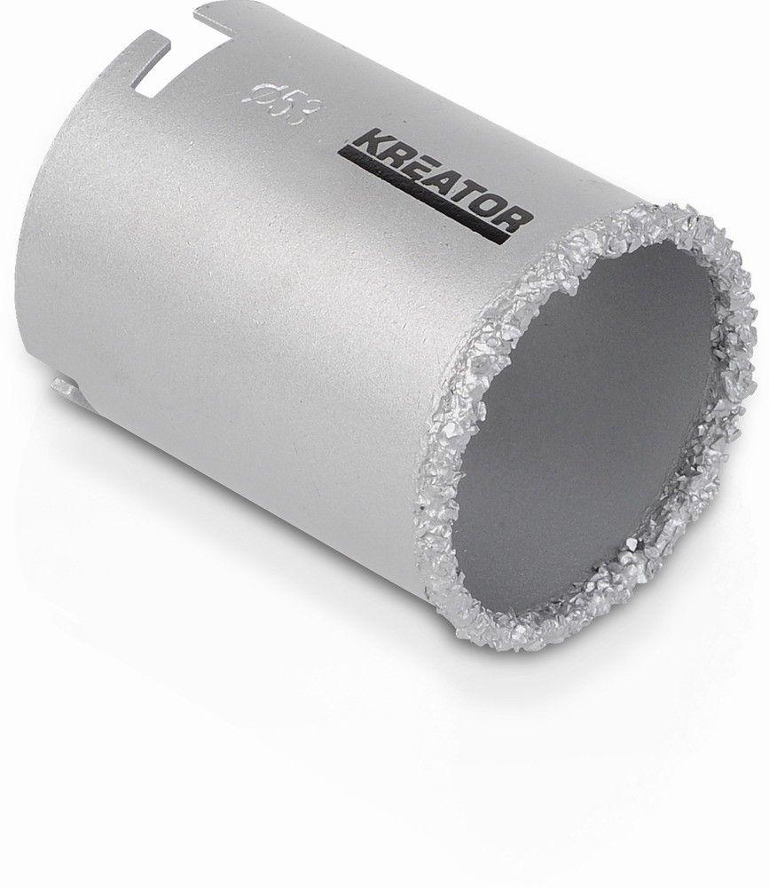 KRT100203 - Diamantová korunka 53mm KREATOR Nářadí-Sklad 1 | 0