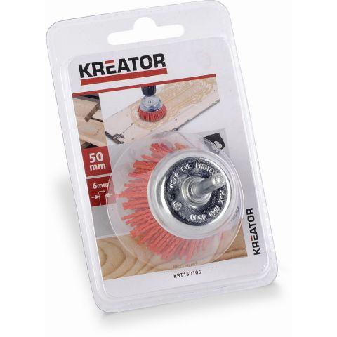 KRT150105 - Brusný nylonový kartáč 50mm KREATOR