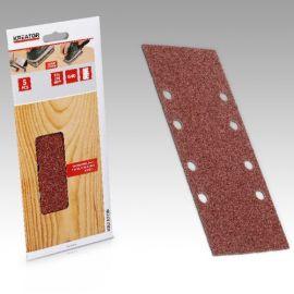 KRT202005 5X Brusný papír 93X230 A G80 KREATOR