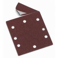 KRT220109 5X TOP Trojúhelníkový brusný papír G240 POWERPLUS