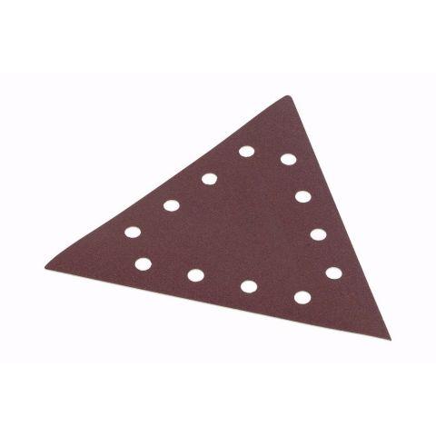 KRT232506 - 5x Trojúhelníkový brusný papír 3x285 - G100 KREATOR