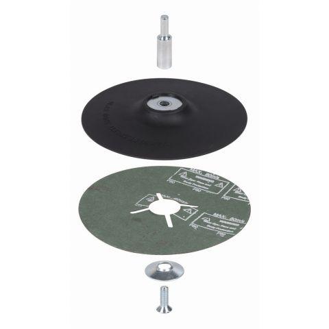 KRT259003 Podkladová deska pro vrtačky Ø125mm (stopka) KREATOR