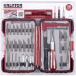 KRT452002 - Modelářské nožíky sada 36ks KREATOR
