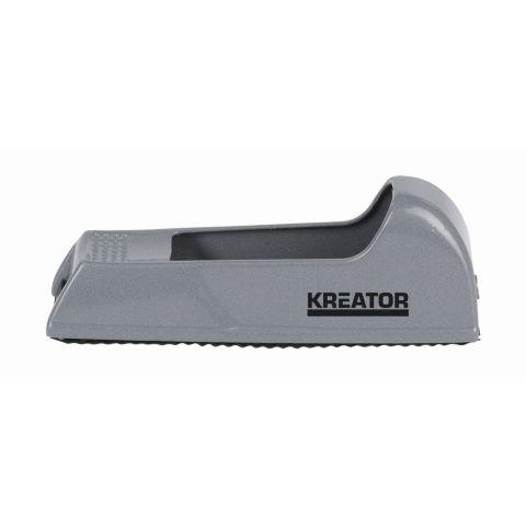 KRT454005 - Hoblík/rašple hliník 160x40mm KREATOR