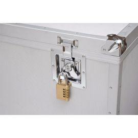 KRT557011 Visací zámek kombinační 60mm čtyřmístný kód KREATOR