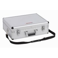 KRT640102S Hliníkový kufr 460x330x155mm stříbrný KREATOR