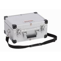 KRT640106S Hliníkový kufr 320x230x160mm stříbrný KREATOR
