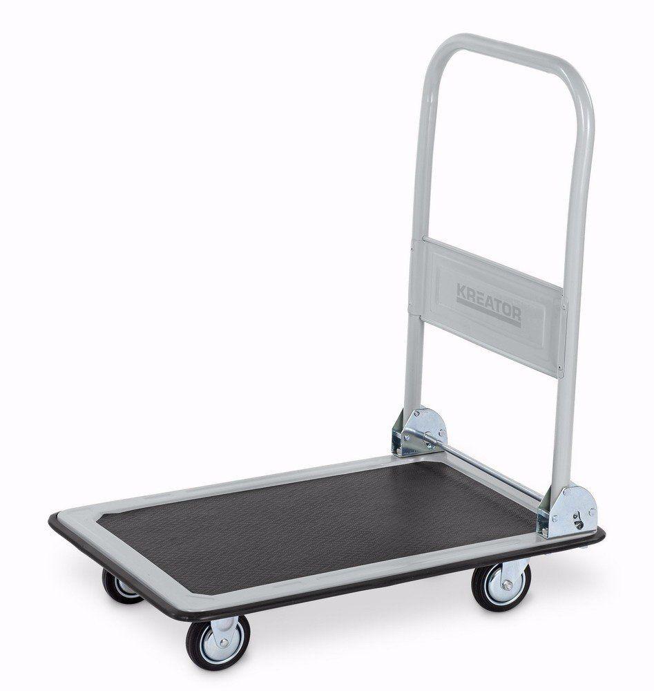 KRT670101 - Přepravní vozík 150 kg KREATOR Nářadí-Sklad 1 | 0