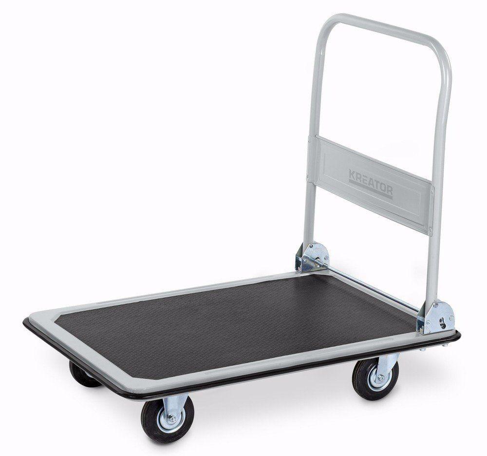 KRT670102 - Přepravní vozík 300 kg KREATOR Nářadí-Sklad 1   0