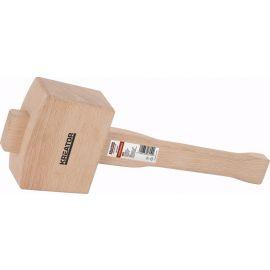 """KRT905005 Dřevěná palice pro truhláře 4,5"""" KREATOR"""