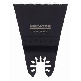KRT990014 Řezný nůž na dřevo, plast 68mm KREATOR