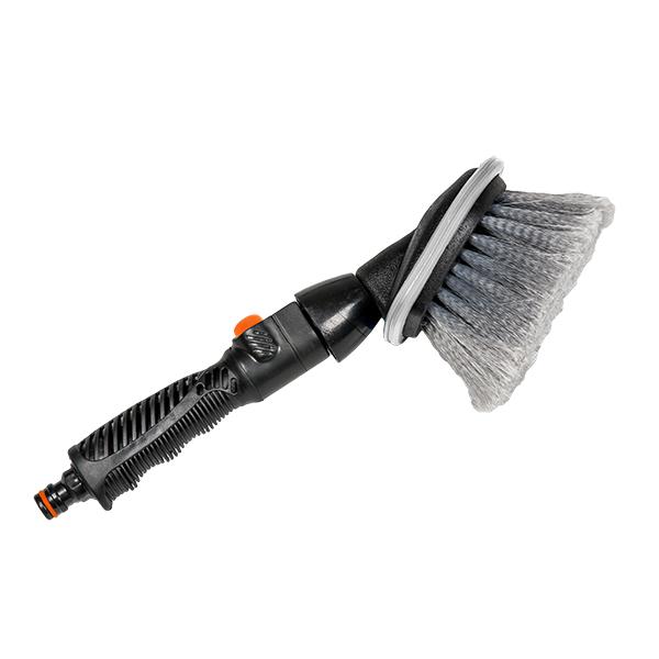 Kruhový kartáč na mytí aut, krátký *HOBY 0.31Kg BR-ES2531