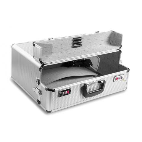 Kufr hliníkový s kodovým zámkem, 345x460x190 KAXL