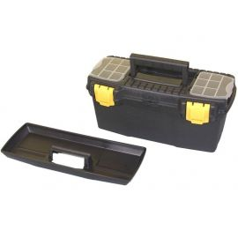 """Kufr na nářadí 15"""" ERGO Profi, 383x188x178mm, plastový"""