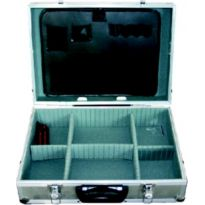 Kufr na nářadí AL 45x32x15cm