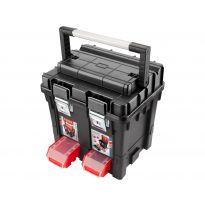 Kufr na nářadí HD, 450x350x450mm, EXTOL PREMIUM
