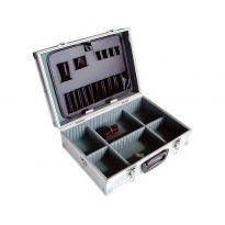 Kufr na nářadí hliníkový, 460x330x150mm