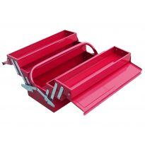 Kufr na nářadí kovový, 400x200x195mm, EXTOL CRAFT