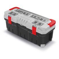 Kufr na nářadí s hliníkovou rukojetí TITAN PLUS 752x300x304 KISTENBERG