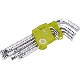 L-klíče imbus, sada 9ks EXTOL CRAFT