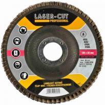 Lamelový brusný kotouč na ocel 115x22,2mm A80 konický Lasercut Profesional