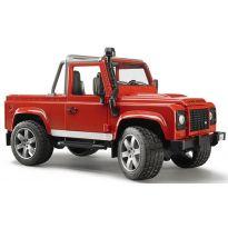 Land Rover Defender Pick Up 02591 BRUDER