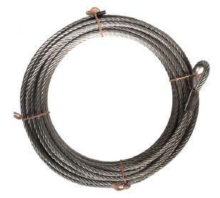 Lanová dráha - ocelové lano 25 m, průměr 10 mm KAXL Nářadí-Sklad 1 | 7.055