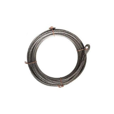 Lanová dráha - ocelové lano 25 m, průměr 10 mm KAXL