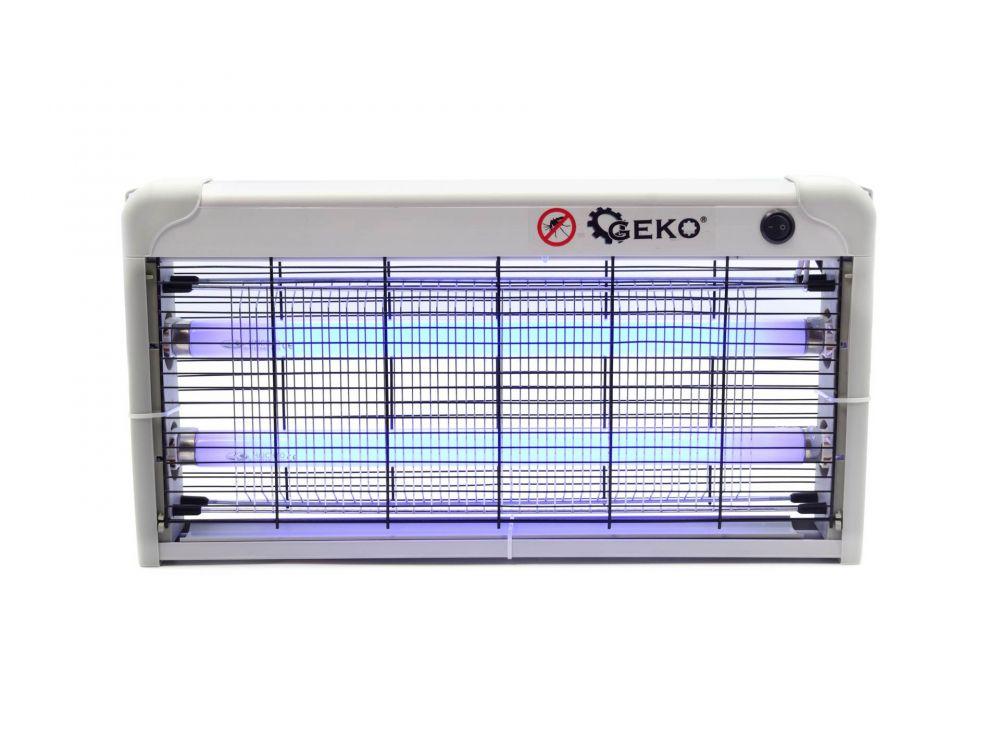 Lapač hmyzu, insekticidní UV lampa 30W GEKO