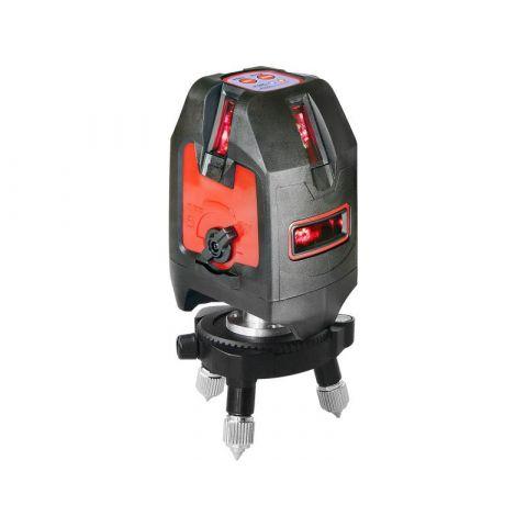 Laser liniový, křížový samonivelační, 1H4V3D