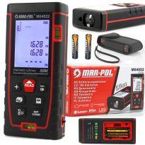 Laserový měřič vzdálenosti 0.05-50m MAR-POL