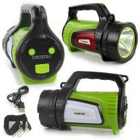 LED svítilna s funkcí powerbanky 10W, 3,7V, 1200lm MAR-POL