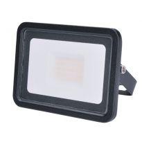 LED venkovní reflektor Eco, 20W, 1300lm, 4000K, černý