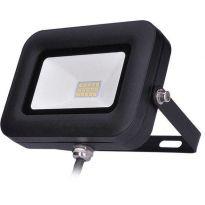 LED venkovní reflektor PRO, 20W, 1700lm, 5000K, černý