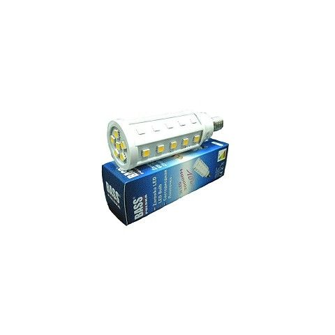 LED žárovka 6W, teplá bílá, 720lm, E27, BASS