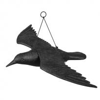 Letící havran - strašák ptáků a hlodavců