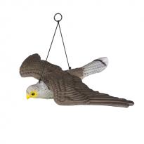 Letící sokol- strašák ptáků a hlodavců
