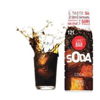 LIMO BAR - Sirup Cola 0,5l