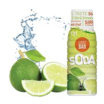 LIMO BAR - Sirup Lime 0,5l