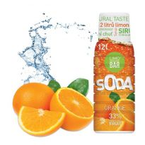 LIMO BAR - Sirup Orange 0,5l