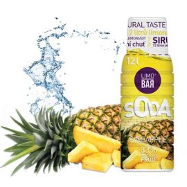 LIMO BAR - Sirup Pineapple 0,5l