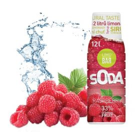 LIMO BAR - Sirup Raspberry 0,5l