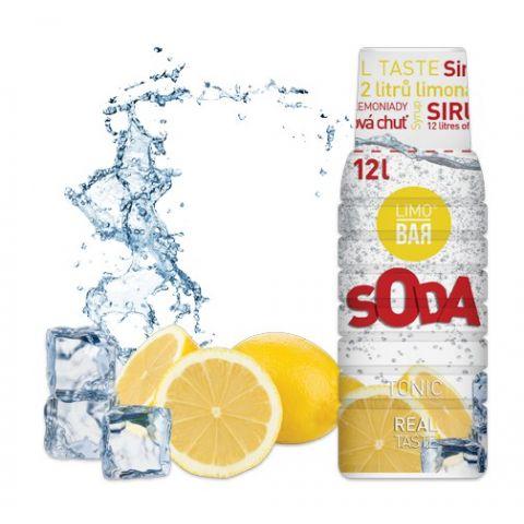 LIMO BAR - Sirup Tonic 0,5l