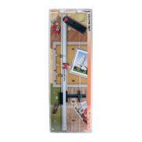 Line Master Set 10 ks KWB - pravítko 120 cm