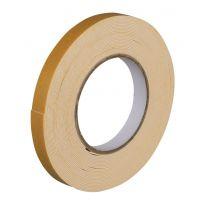 LOCKTAPE univerzální oboustranná pěnová páska 15x1mmx5m