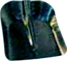 Lopata Al velká 34.5x35cm s násadou Nářadí-Sklad 1   0