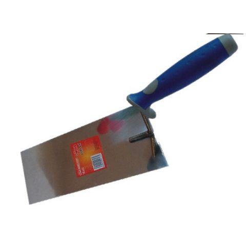 Lžíce nerez 140mm s gum. ručkou FESTA